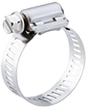 Perforated Worm-Gear Hose Clamps